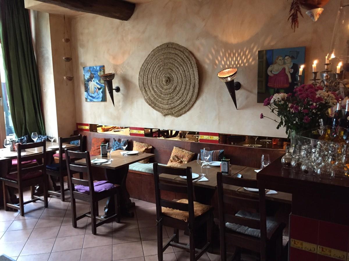 volver-tapas - spanisches restaurant in berlin mitte - Regionale Küche Berlin